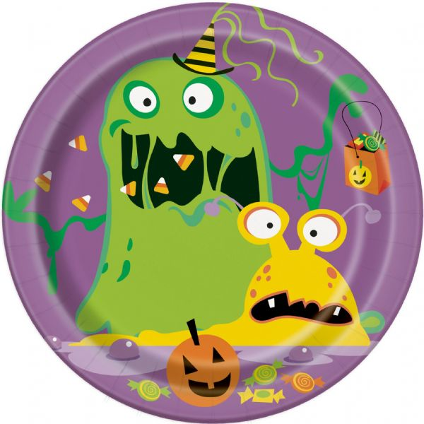Silly Halloween Monsters 7